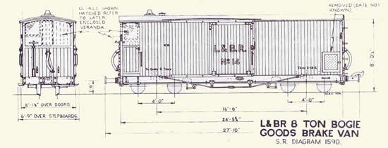 Lynton and Barnstaple goods stock