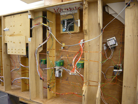 Wiring Diagram Seep Point Motors : Model railway wiring