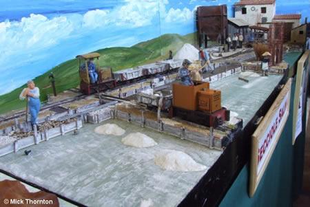 the design of model railways
