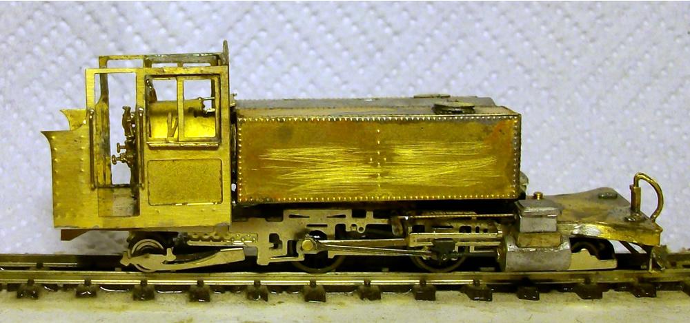 Bratton Fleming - - HO & OO Scale Narrow Gauge - Model