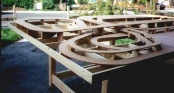 Image Result For Building A Baseboard For A Model Railway