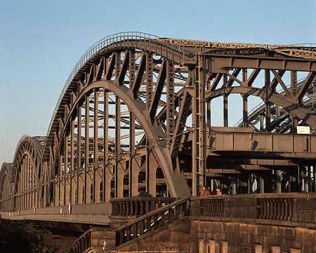 The Development Of Bridge Design