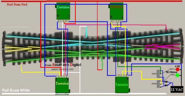 29 model railway wiring Relay Switch Wiring Diagram at eliteediting.co