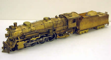Model Locomotives And Rolling Stock