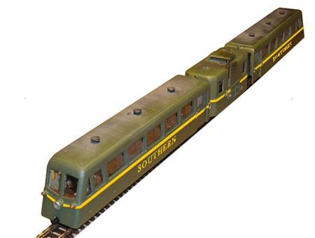 Building The Lynton And Barnstaple Production Railcar 304